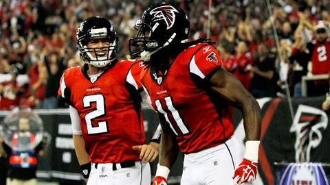 Matt Ryan-Julio Jones, Falcons