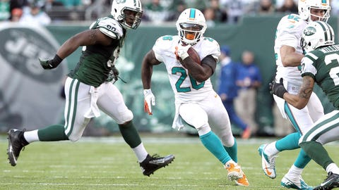 RB Lamar Miller, Miami Dolphins