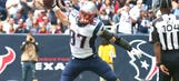 Glass half full: Limited snaps for Gronk?
