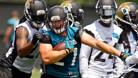 RB Toby Gerhart, Jacksonville Jaguars