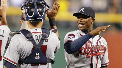 13. Atlanta Braves