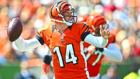 QB Andy Dalton, Cincinnati Bengals