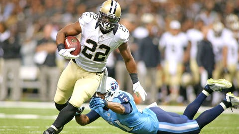 RB Mark Ingram, New Orleans Saints