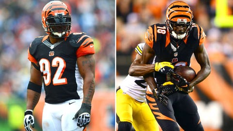 Bengals dodge a bullet with A.J. Green