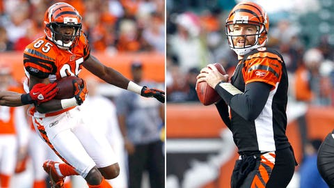 The sun begins to set on Ocho & Carson in Cincy