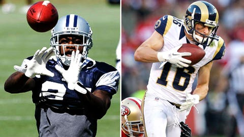 Jones, Amendola stand out at star-laden Cowboys camp