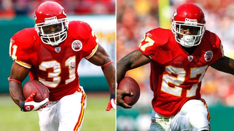 Priest, LJ sit things out -- for different reasons
