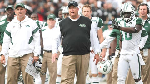 Rex Ryan gets hungry after expletive-filled speech