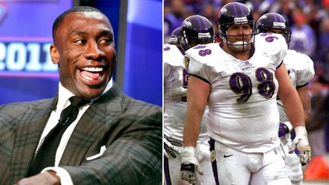 Sharpe, Goose bring levity to the 'Hard Knocks' pilot