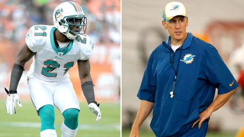 Vontae Davis gets blindsided by a trade
