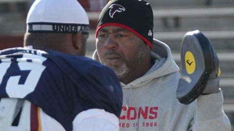 Bryan Cox, defensive line coach