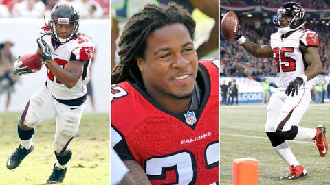 Opportunity Knocks For Falcons Backups