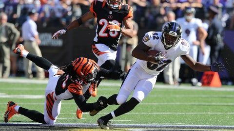 Torrey Smith, Wide Receiver -- Baltimore Ravens