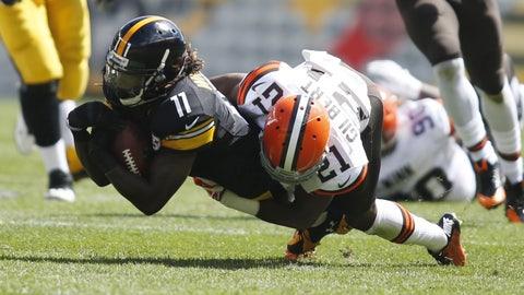 Markus Wheaton, Wide Receiver -- Pittsburgh Steelers