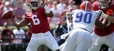 Blake Sims tries out at Packers' weekend rookie camp, leaves without a contract