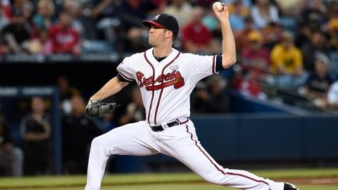 Alex Wood, Braves
