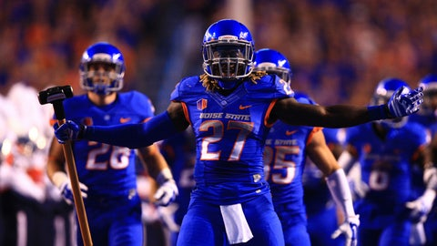 Boise State Broncos (3-1, 1-0 Mountain West)