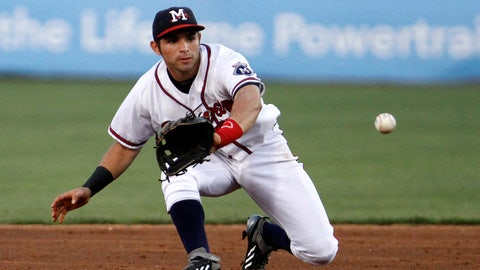 Atlanta Braves: 2B Jose Peraza