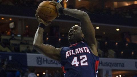 Elton Brand, 36, Atlanta Hawks