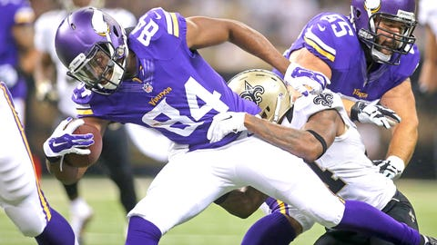 Vikings' Lack Of Creativity With Cordarrelle Patterson