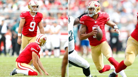 The 49ers' Fourth-Quarter Foibles