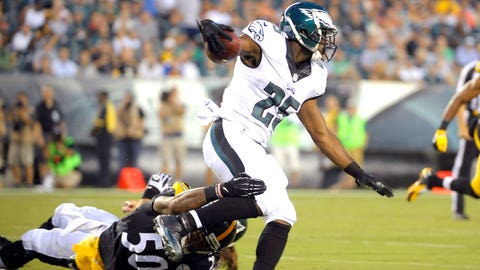 LeSean McCoy's Ugly Start