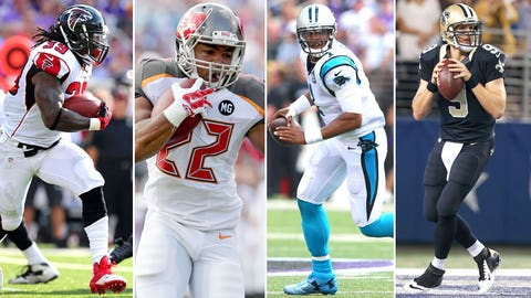 The Mediocre Ways Of The NFC South