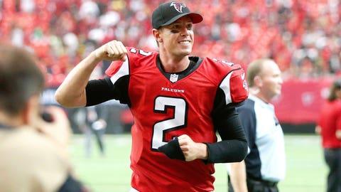 11. Atlanta Falcons