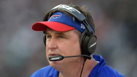 Former Buffalo Bills Head Coach Doug Marrone