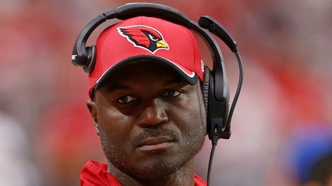 Arizona Cardinals Defensive Coordinator Todd Bowles