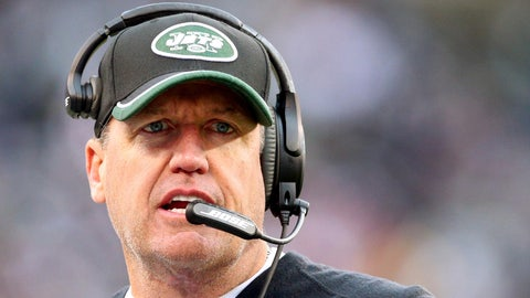 Former New York Jets Head Coach Rex Ryan