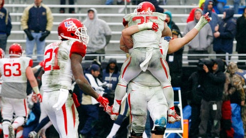 2015 Armed Forces Bowl: Houston 35, Pittsburgh 34