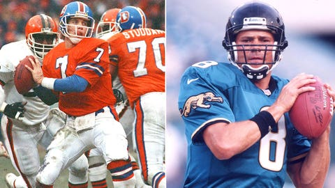 1996 AFC Playoffs --- Jaguars 30, Broncos 27