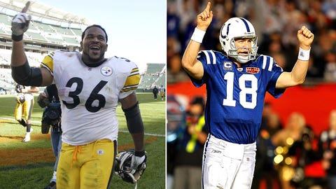 2005 AFC Playoffs -- Steelers 21, Colts 18