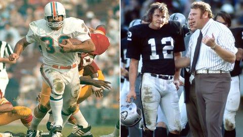 1974 AFC Playoffs -- Raiders 28, Dolphins 26