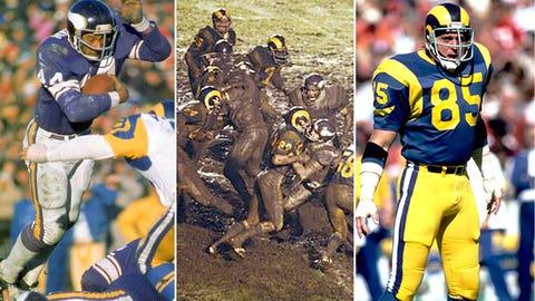 1977 NFC Playoffs -- Vikings 14, Rams 7