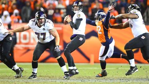 2012 AFC Playoffs -- Ravens 38, Broncos 35 (2OT)