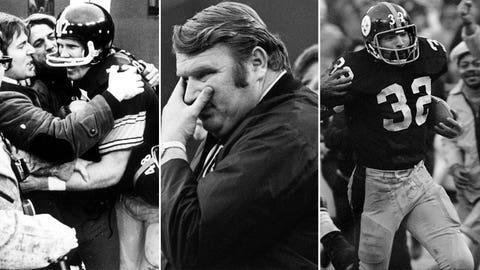 1972 AFC Playoffs -- Steelers 13, Raiders 7
