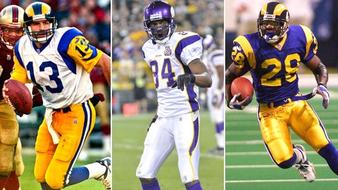 1999 NFC Playoffs -- Rams 49, Vikings 37