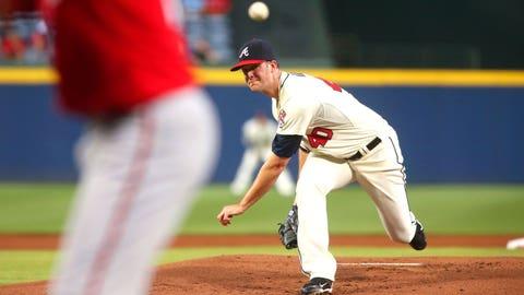 Alex Wood, Atlanta Braves