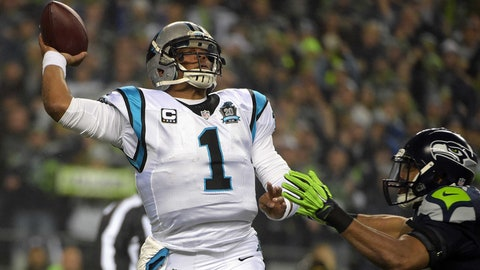 15. Carolina Panthers