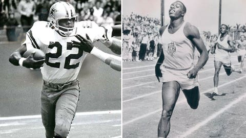 WR Bob Hayes, Florida A&M (1964)
