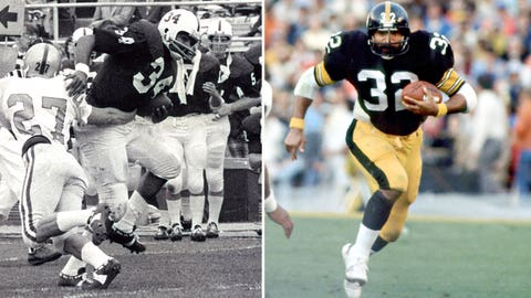 RB Franco Harris, Penn State (1972)