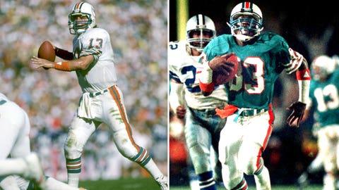 8 -- 1984 Miami Dolphins