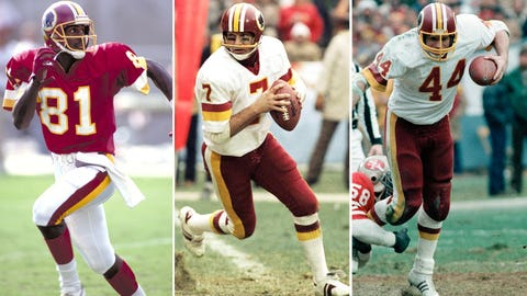 3 -- 1983 Washington Redskins