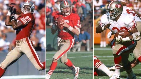 19 -- 1990 San Francisco 49ers