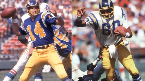 23 -- 1979 San Diego Chargers