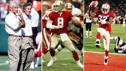 12 -- 1992 San Francisco 49ers