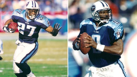 24 -- 1999 Tennessee Titans