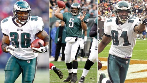 30 -- 2004 Philadelphia Eagles